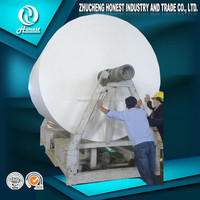 China Kitchen Towel Tissue Paper Making Machinery Cost , Paper Recycling Equipment Price with CE certification