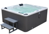 Hydro spa hot tubs outdoor spa M-3367 for 5 person hot tub