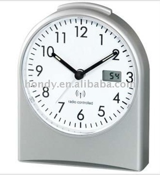 Radio controlled clock