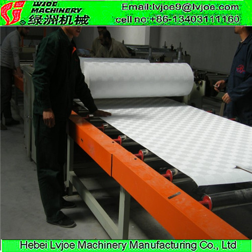 the lowest price for quality aluminium foil backed gypsum board from lvjoe company