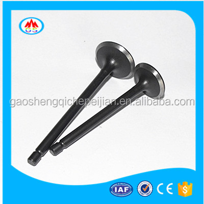factory price intake and exhaust engine valve for HONDA F22