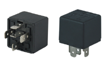 12V 30A automotive (car) relay(Diode) without bracket,5 pins,REF NO. BOSCH0332019109