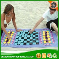 Chinese factory direct sales Comfortable without odor play mat towel