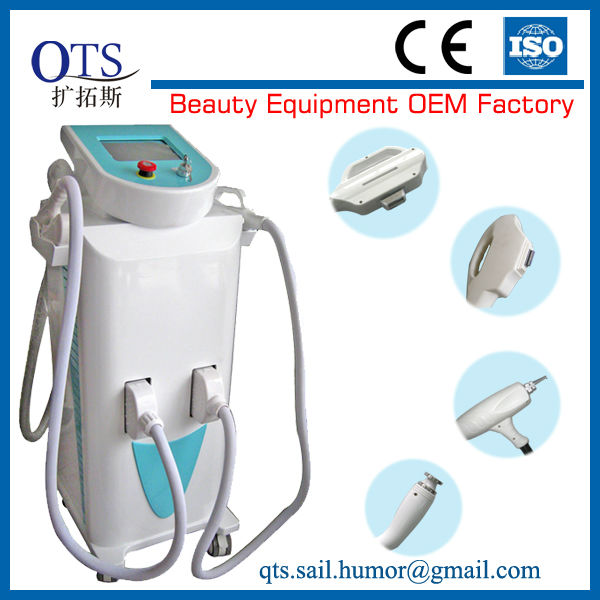 4 in 1 RF Face Lifting mesotherapy Diamond Microdermabrasion beauty Machine