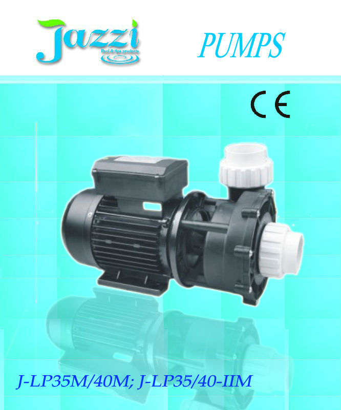 JAZZI Two Speed Motor J-LP-Series Pump 030649-030652
