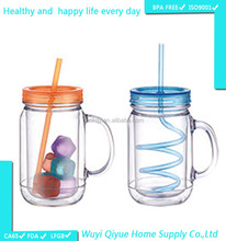 custom 16oz kids plastic mugs with names and straw