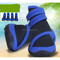 Popular products best sell no-skid sole boots and socks pet shoes boot winter fur warm dog shoes