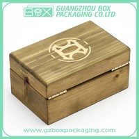 Unique Design Small Unfinished Wooden Boxes Wholesale