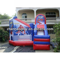2013 spiderman inflatable slide for sale