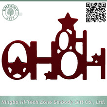 Quality-Assured Wooden Letters For Christmas Decoration