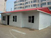 Good performance Family Living Prefab House with two or three bedroom