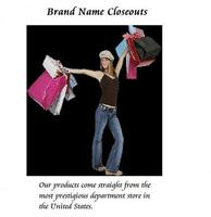 Brand Names Closeouts