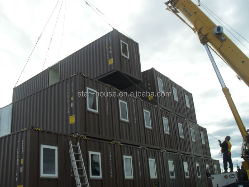 container house for apartment, office, hotel, school, dormitory