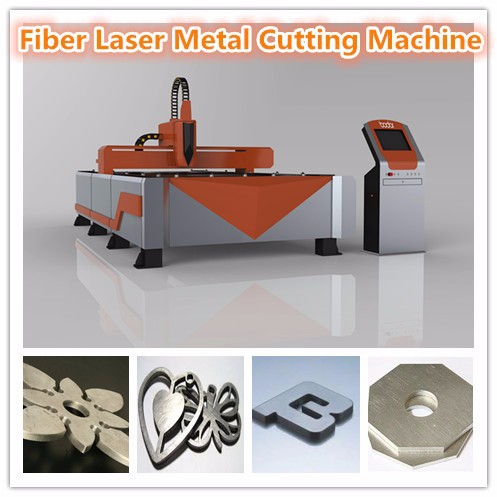 Fiber 1530 CNC Laser Cutting Metal Steel Sheet Machine