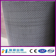 plain weaving ss304 crimped wire mesh / 304 crimped wire mesh