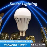 Top sell cheap air freight rates from china 5w/7w rechargeable light bulb