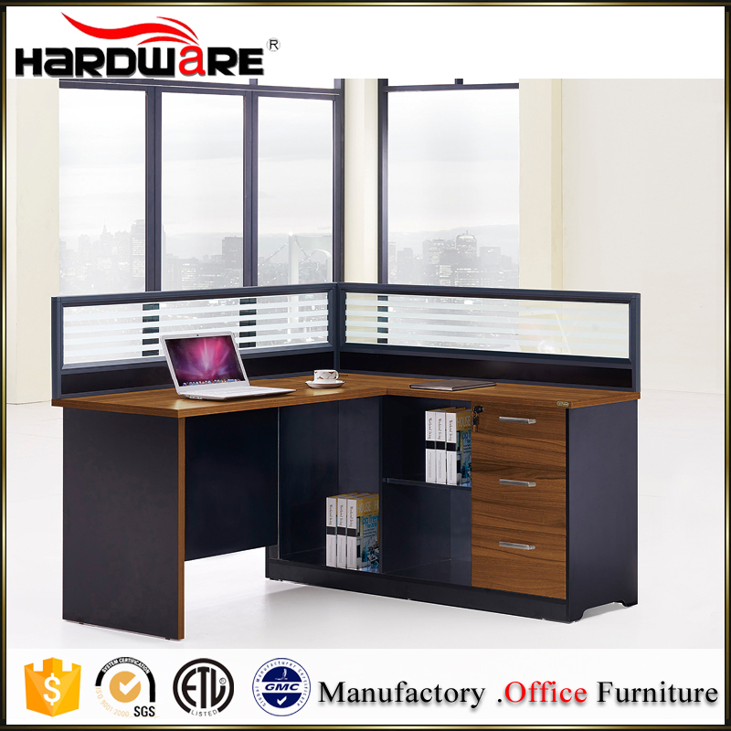Low price top sell wooden classic modern office workstations desks