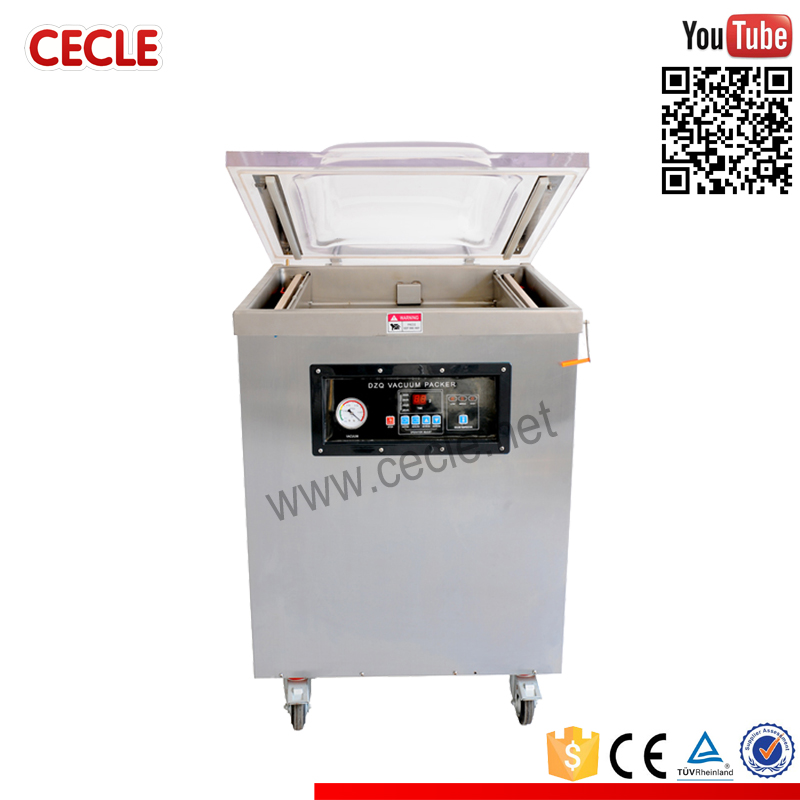 Small size frozen chicken feet vacuum packer