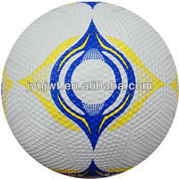 2015 golf surface rubber socce ball wholesale NO.5
