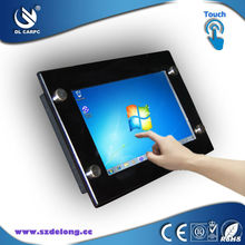 "2013 Hot Sale 7 Inch TFT LCD Monitor Touch Screen 7"" Open Frame"