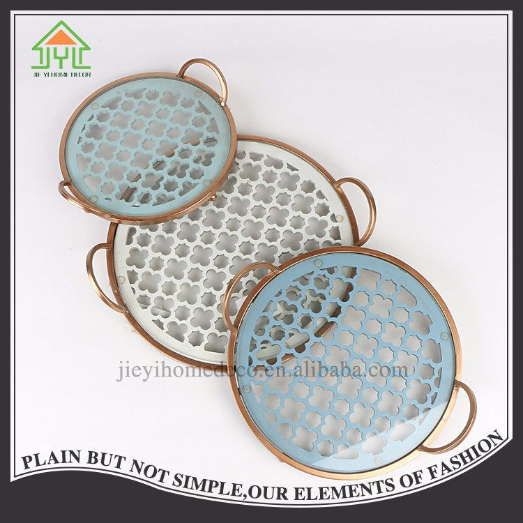 Nice Design India Wedding Decoration Tray For Indian