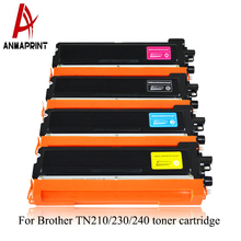 Colored toner cartridge TN210 compatible toner cartridges for Brother HL3040CN/3070CN/MFC9010CN laser toner cartridge
