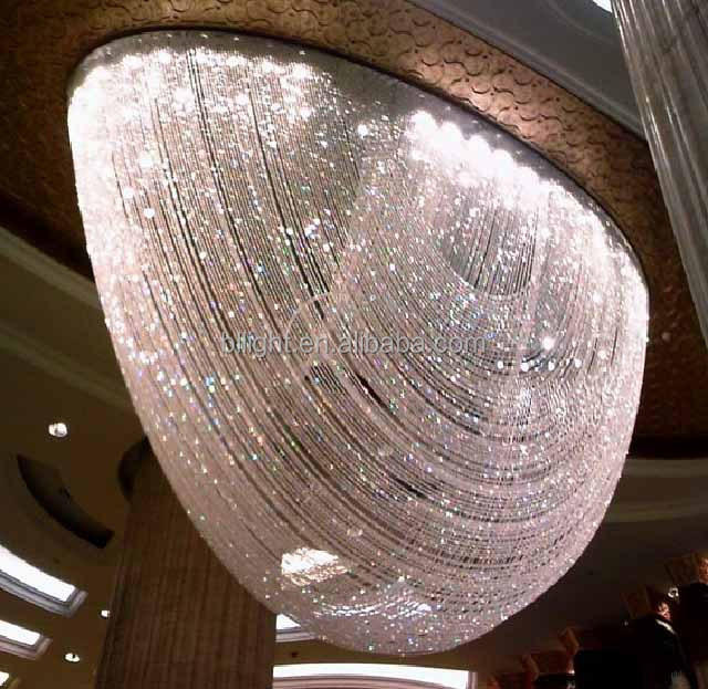 High quality French modern crystal chandelier in zhongshan