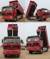 HOWO 16 cubic meter 10 wheels dumper truck for sale