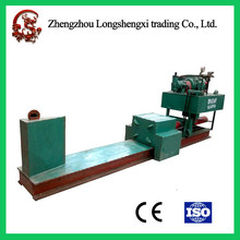 Salable horizontal type used electric log splitter