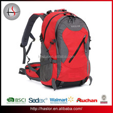 2015 wholesale new style durable hiking traveling backpack