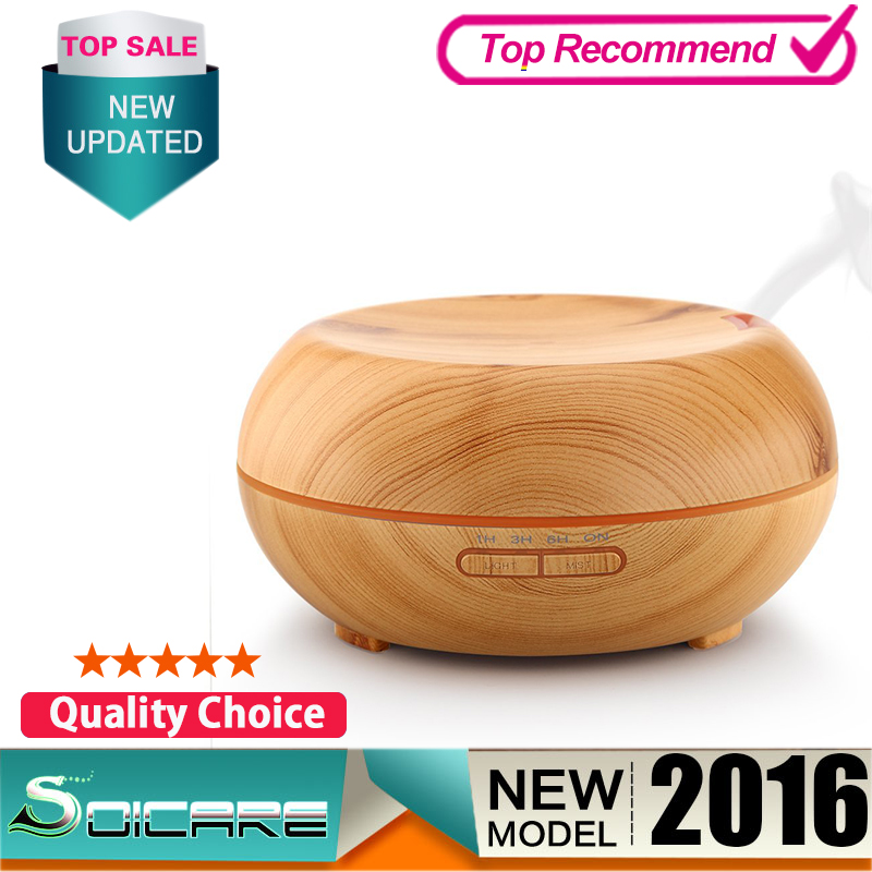 Click to get big surprise SOICARE wooden aroma diffuser