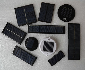 Custom made any sizes small solar panel 5V 1W 3W 5W mini epoxy solar panels/solar cells for led light 12V micro mono solar panel