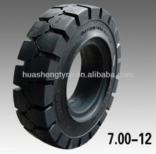 forklift tire good quality competitive price solid tyre 7.00-12