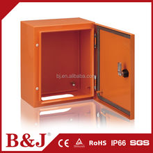 B&J Custom Outdoor Wall Mount Enclosure Electrical Panel Distribution Boxes