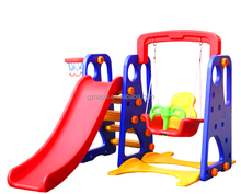 HL-0850 Children Commercial Indoor Plastic Kids Slides for Preschool