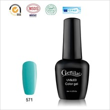 high quality Private label service offered/ free samples soak off uv gel nail polish