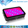 3w led chip 460nm 660nm 165W LED grow light for indoor medical plants growing light panel
