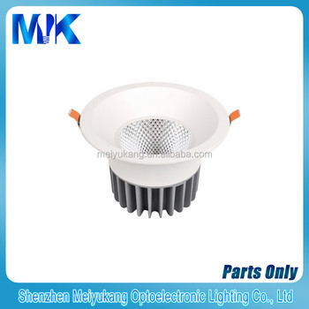 Hot selling 15W 30W 48W LED COB downlight housing