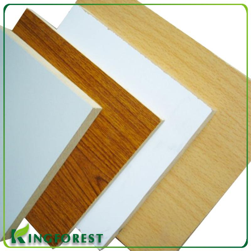 Multifunctional 12mm white glossy faced sublimation mdf board with great price