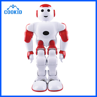 Programmable Humanoid Robot with 3D Visual Programming Software