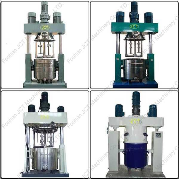 Factory price cosmetic mixer machine for eye shadow and permanent makeup pigment making