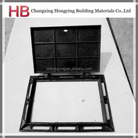 locking system manhole cover