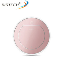 2016 hot sell Ilife V7S PRO Robot Vacuum Cleaner for home Wet Dry Clean Water Tank Double Filter Ciff Sensor Self Charge