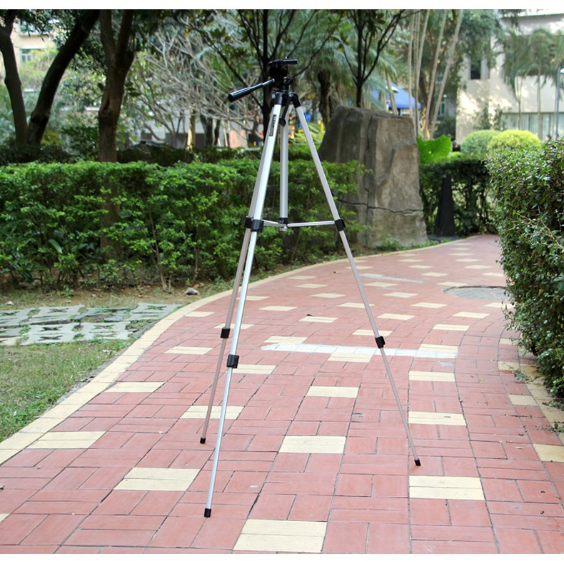 WT330A Tripod 1325mm Professional action accessories Protable Camera Tripod Stand for Nikon Canon Pentax Camera DSLR Camera
