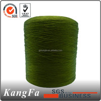 Best selling recycle 100% cotton yarn 1000g for working gloves