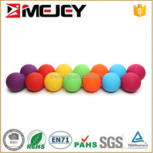 Fitness High Quality Rubber Peanut Ball