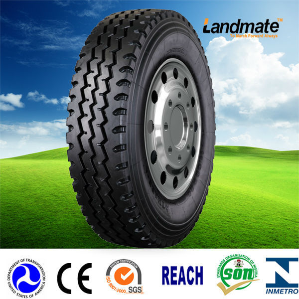 China new 12 ply truck tires