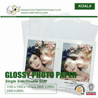 Glossy photo paper A4 A5 A6 4R 5R ROLL
