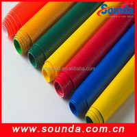 High quality 1000d pvc tarpaulin fabric, adhesive for pvc tarpaulin