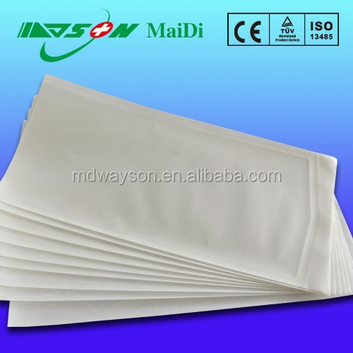 medical heat sealing sterilization disposable plastic bags